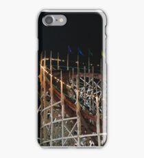 Mission Beach Roller Coaster iPhone Case/Skin