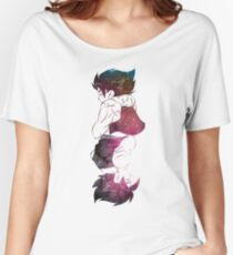 Galaxy Fusions Women's Relaxed Fit T-Shirt