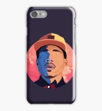 Chance the Rapper - Coloring Book Background iPhone Case/Skin