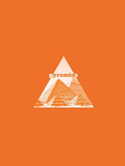 'Pyramids by Frank Ocean' Poster by Gcman3