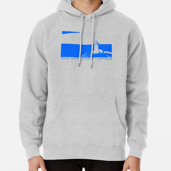 Lighthouse - South Solitary Island Pullover Hoodie