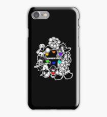 Undertale - Game iPhone Case/Skin