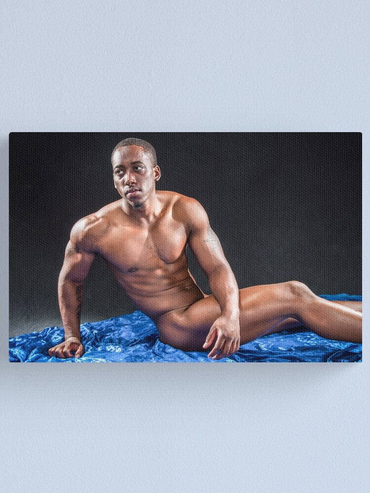 Alternate view of Muscle Relaxer Canvas Print