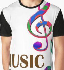 Music geek Graphic T-Shirt