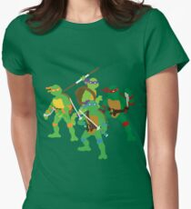 TMNT Blocky T-Shirt