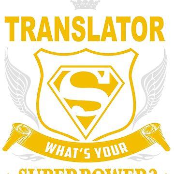 TRANSLATOR - SUPER POWER DESIGN by jackieland