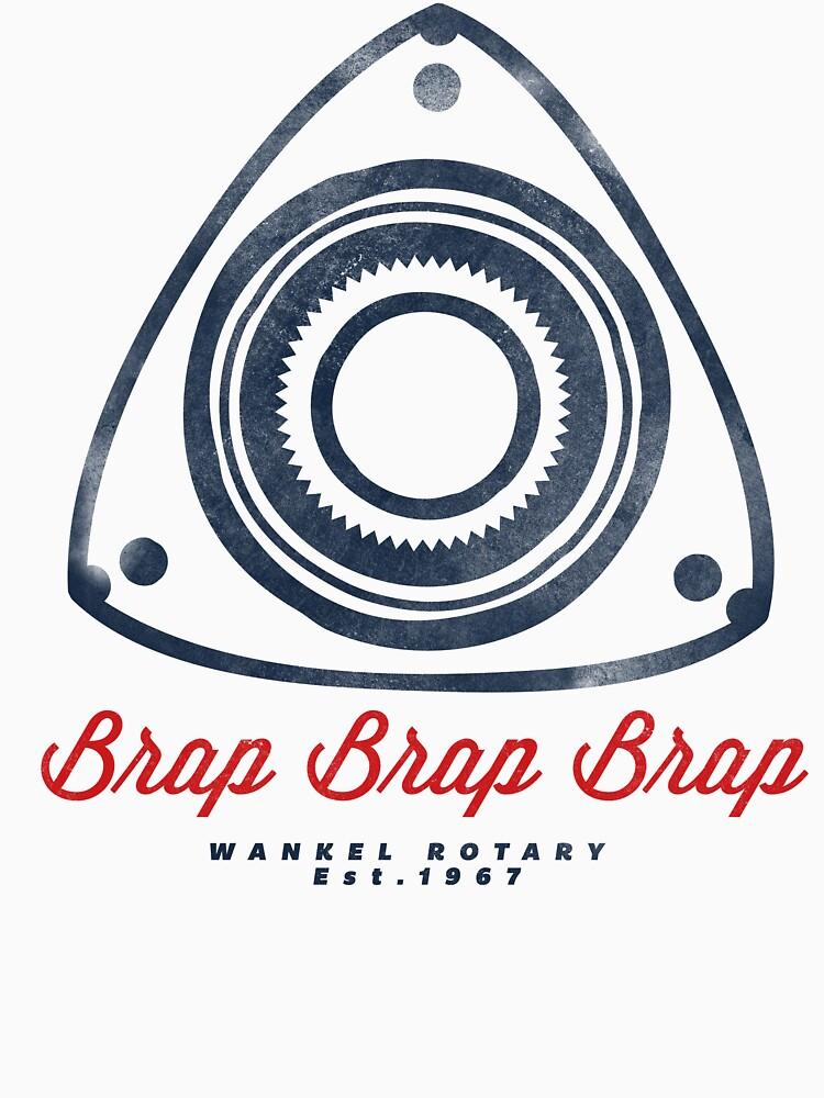 TShirtGifter presents: Brap Brap Brap! | Unisex T-Shirt