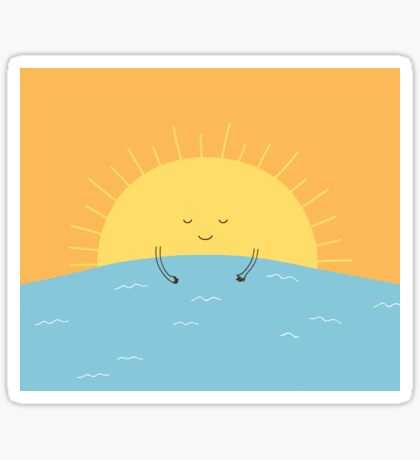 good morning sunshine! Sticker
