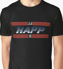 J.A. Happ - Toronto Blue Jays Graphic T-Shirt