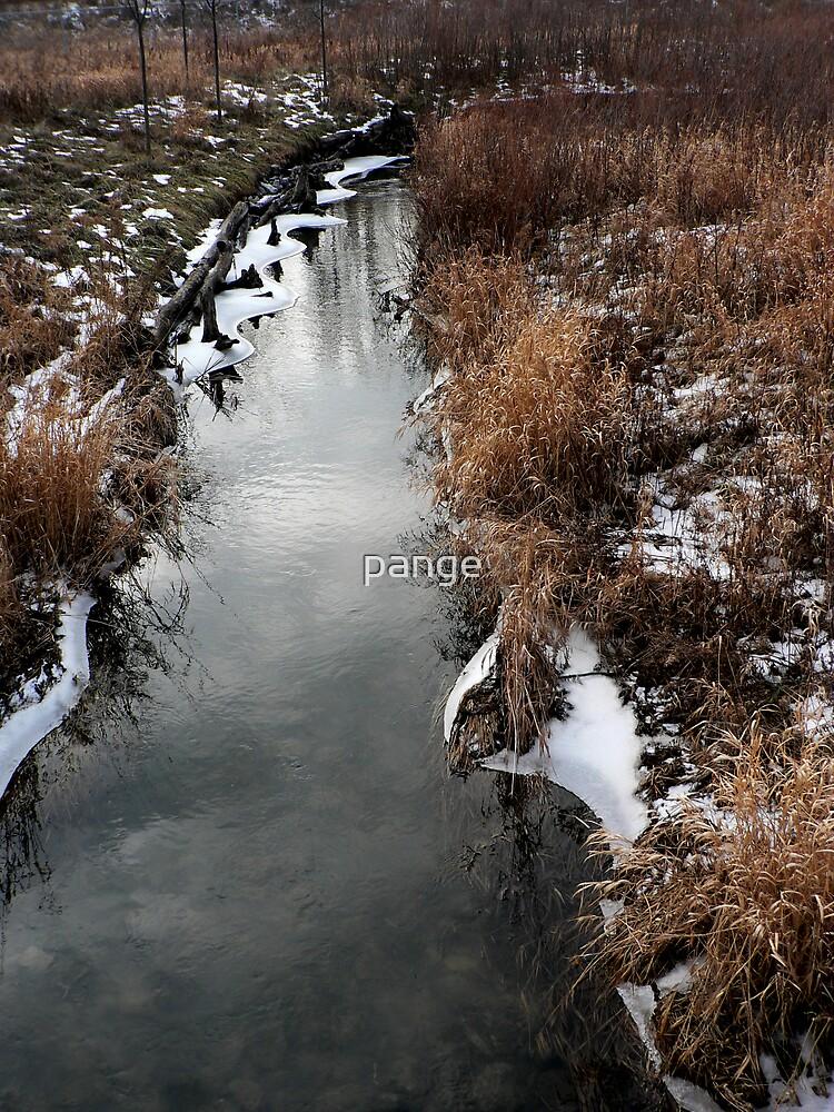 Creek by pange