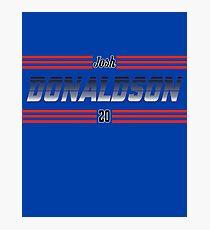 Josh Donaldson - Toronto Blue Jays Photographic Print