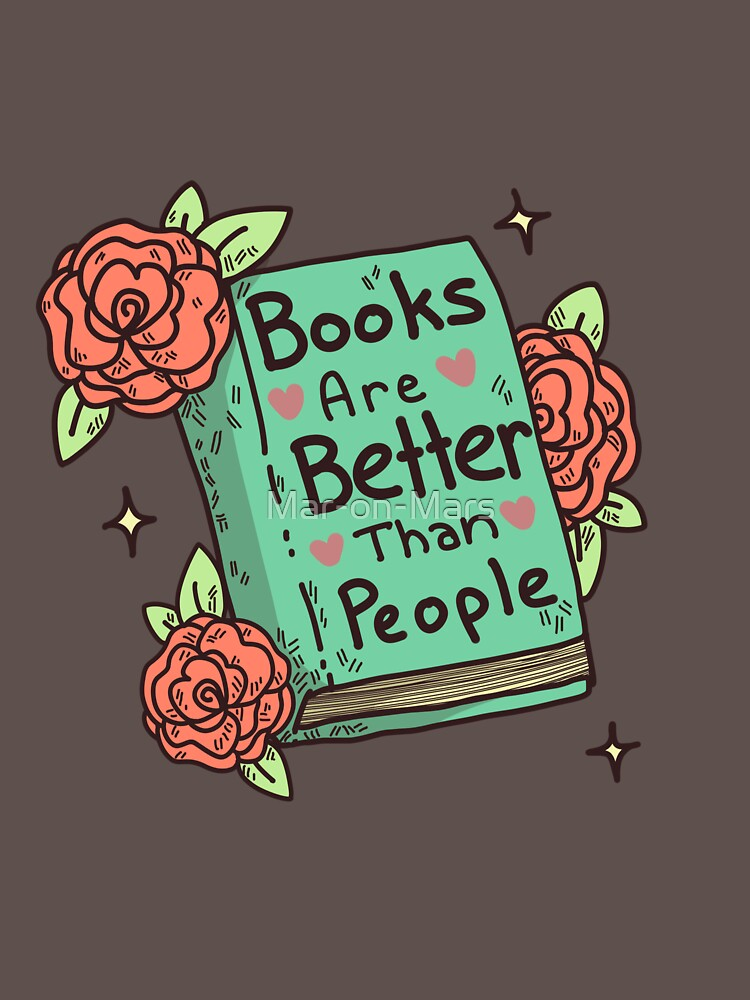 Books > People by Mar-on-Mars