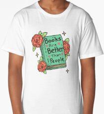 Books > People Long T-Shirt