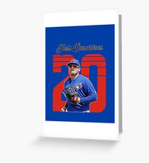 Josh Donaldson - Toronto Blue Jays Greeting Card