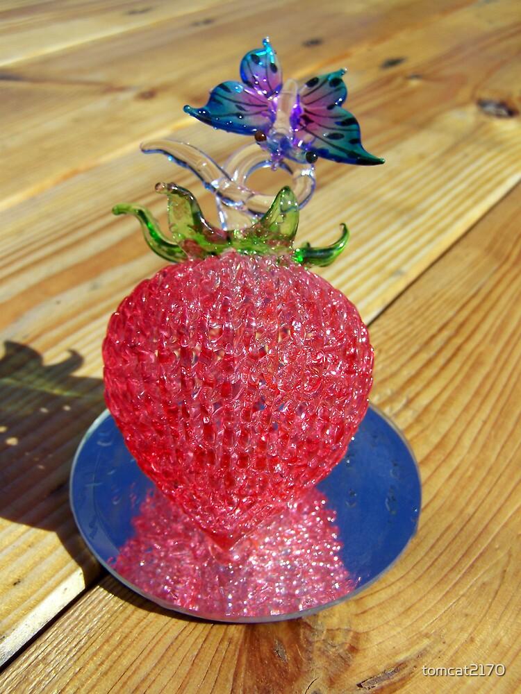 pretty strawberry by tomcat2170
