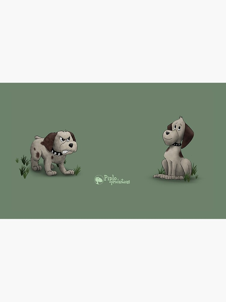 Two Moods of Dog by piploproduction