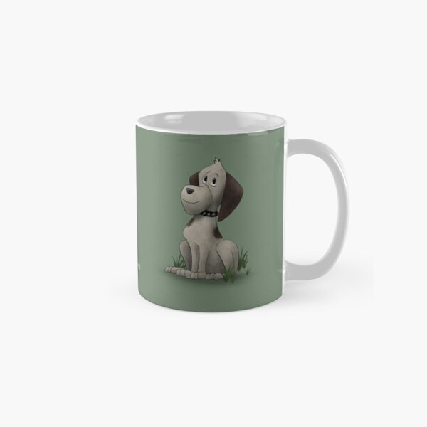Two Moods of Dog Classic Mug