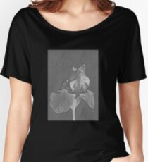 Sketching a Iris Women's Relaxed Fit T-Shirt