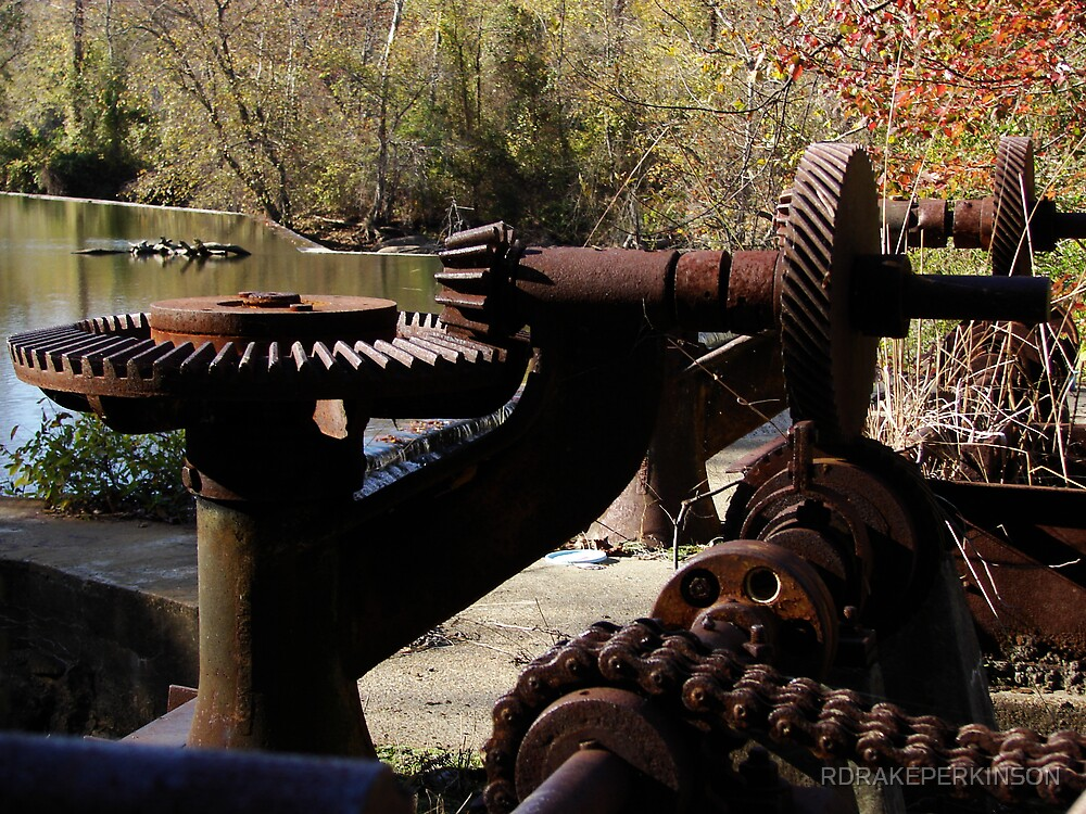america's industrial past  by RDRAKEPERKINSON