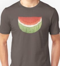 Fleshy Fruit (Watermelon) Unisex T-Shirt