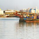 Qatar: Al Khwar Harbour by Kasia-D