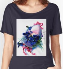 Victorian Easter Egg Women's Relaxed Fit T-Shirt