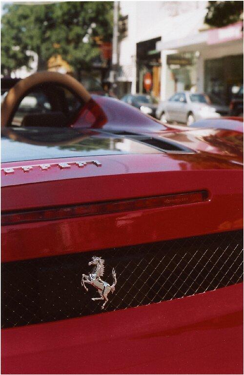 Ferrari by jerm