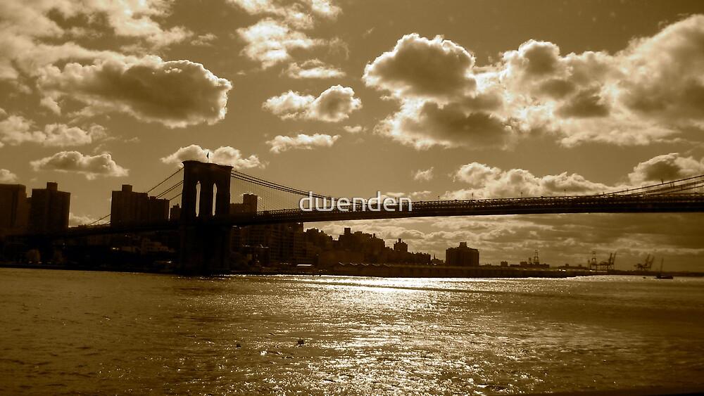 Bridge to Queens by dwenden