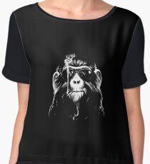 arctic monkeys Women's Chiffon Top