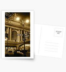 Grand Central  Postcards