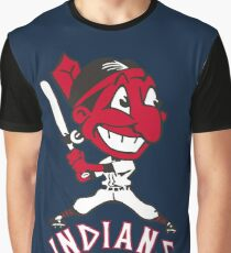 smilley indians Graphic T-Shirt