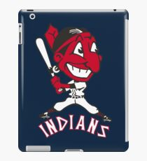 smilley indians iPad Case/Skin