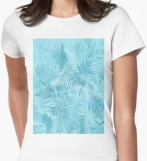 Tropical leaves. Abstract. T-Shirt