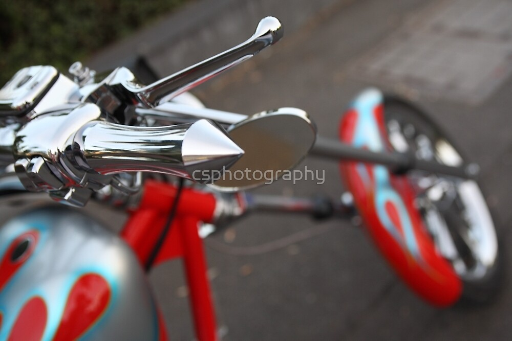 Motorbike 001 by csphotography