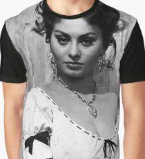 Sophia loren Graphic T-Shirt
