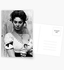 Sophia loren Postcards