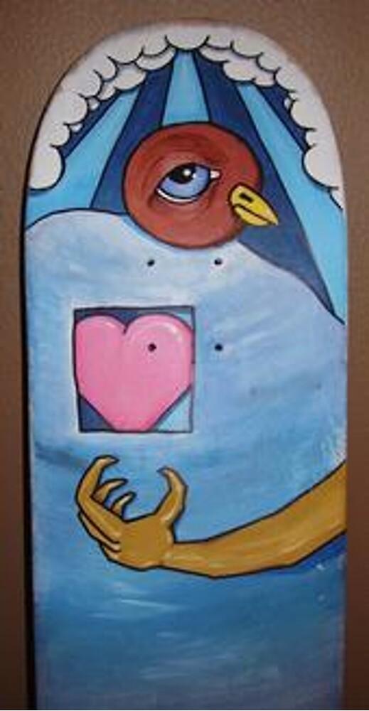BirdBoard by prestonsilcox