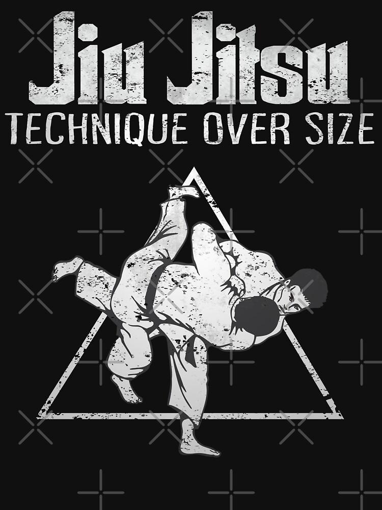 Jiu jitsu shirt jiujitsu tee by niftee