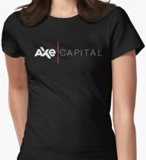 Axe Capital Womens Fitted T-Shirt