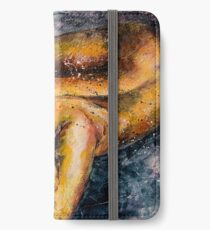 Nonchalance, featured in Art Universe, Painters Universe iPhone Wallet/Case/Skin