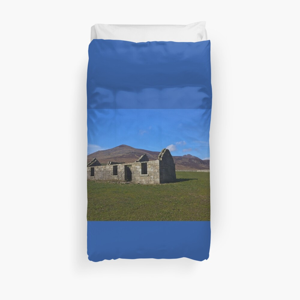 Above Us only Sky Duvet Cover
