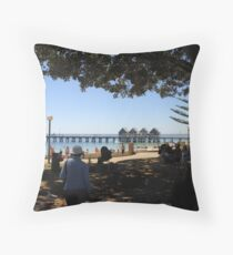 Busselton Throw Pillow