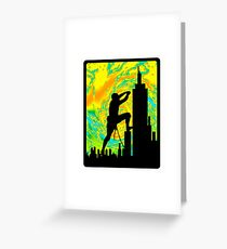 City Heights Greeting Card