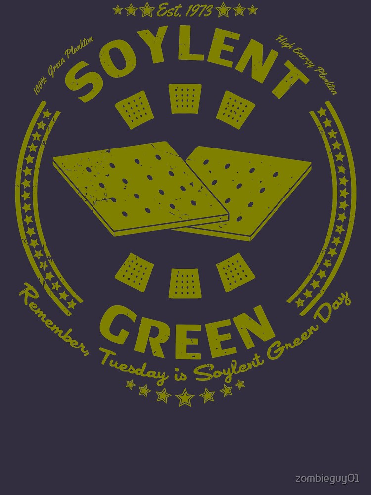Soylent Green by zombieguy01