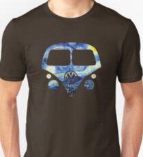 Split Window Kombi - Starry Night T-Shirt