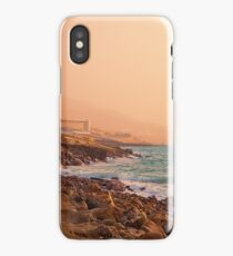 Jordan. Dead Sea. Sunrise. iPhone Case