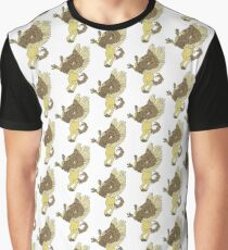 Hippogriff Graphic T-Shirt