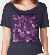 Abstract Geometric Background #10 Women's Relaxed Fit T-Shirt