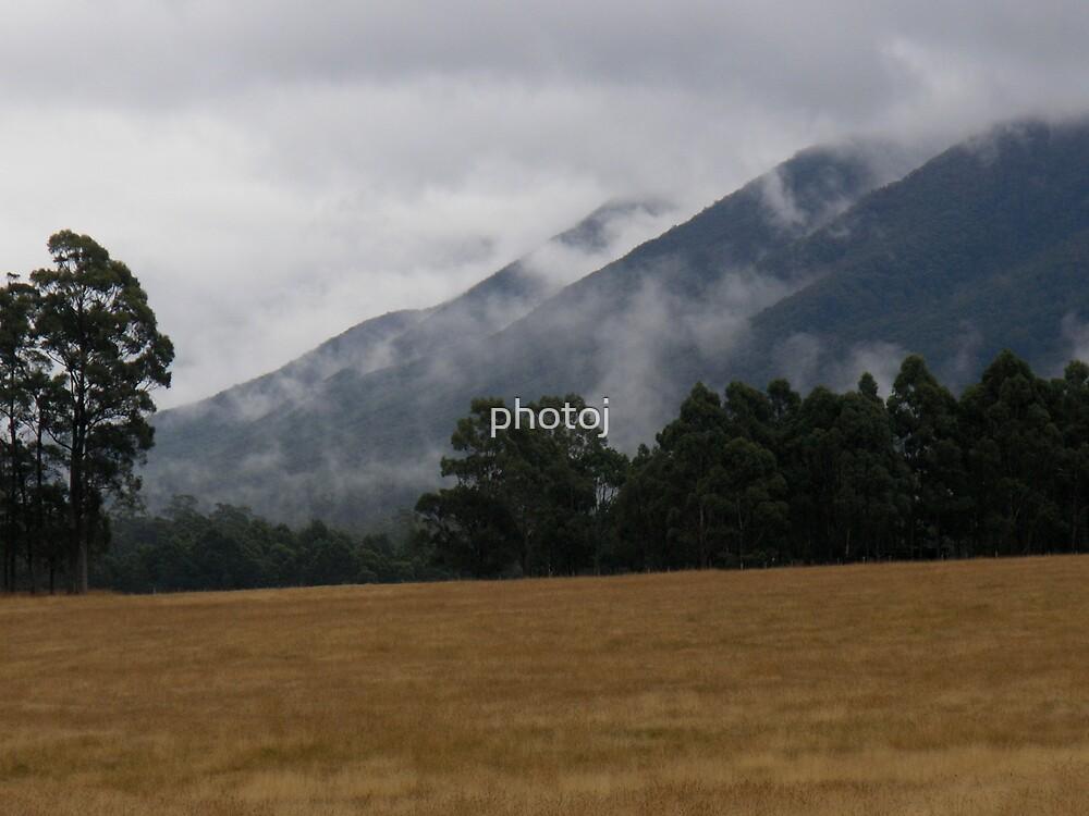 photoj Tas Fogy Mt by photoj