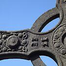 St. John's Cross Iona by Stuart  Fellowes
